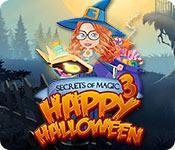 La fonctionnalité de capture d'écran de jeu Secrets of Magic 3: Happy Halloween