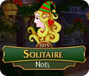Solitaire Noël game play