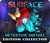 La fonctionnalité de capture d'écran de jeu Surface: Détective Virtuel Édition Collector