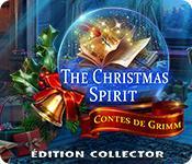 La fonctionnalité de capture d'écran de jeu The Christmas Spirit: Contes de Grimm Édition Collector