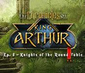 La fonctionnalité de capture d'écran de jeu The Chronicles of King Arthur: Episode 2 - Knights of the Round Table