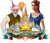 La fonctionnalité de capture d'écran de jeu The Enchanted Kingdom: Les Aventures d'Elisa