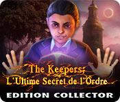 La fonctionnalité de capture d'écran de jeu The Keepers: L'Ultime Secret de l'Ordre Edition Collector