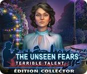 Feature screenshot game The Unseen Fears: Terrible Talent Édition Collector