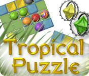 Tropical Puzzle game play