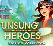Feature screenshot game Unsung Heroes: The Golden Mask Édition Collector