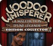 La fonctionnalité de capture d'écran de jeu Voodoo Whisperer: La Malédiction d'une Légende Edition Collector