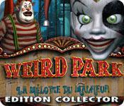 La fonctionnalité de capture d'écran de jeu Weird Park: La Mélodie du Malheur Edition Collector