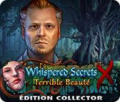 La fonctionnalité de capture d'écran de jeu Whispered Secrets: Terrible Beauté Édition Collector