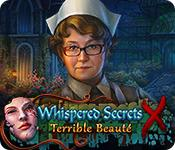 Whispered Secrets: Terrible Beauté game play