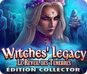La fonctionnalité de capture d'écran de jeu Witches' Legacy: Le Réveil des Ténèbres Édition Collector