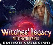 La fonctionnalité de capture d'écran de jeu Witches' Legacy: Nuit Envoûtante Édition Collector