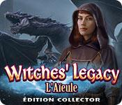 La fonctionnalité de capture d'écran de jeu Witches' Legacy: L'Aïeule Édition Collector