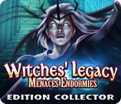 La fonctionnalité de capture d'écran de jeu Witches' Legacy: Menaces Endormies Edition Collector