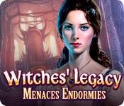 La fonctionnalité de capture d'écran de jeu Witches' Legacy: Menaces Endormies