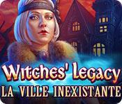 La fonctionnalité de capture d'écran de jeu Witches' Legacy: La Ville Inexistante