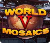 La fonctionnalité de capture d'écran de jeu World Mosaics 5