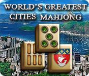 La fonctionnalité de capture d'écran de jeu World's Greatest Cities Mahjong