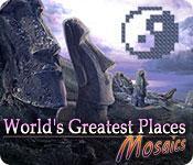 La fonctionnalité de capture d'écran de jeu World's Greatest Places Mosaics