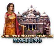 La fonctionnalité de capture d'écran de jeu World's Greatest Temples Mahjong