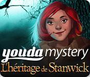 La fonctionnalité de capture d'écran de jeu Youda Mystery: The Stanwick Legacy