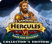 12 Labours of Hercules VI: Race for Olympus Collector's Edition game play