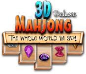 Funzione di screenshot del gioco 3D Mahjong Deluxe