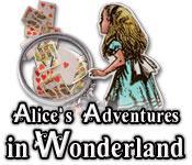 Funzione di screenshot del gioco Alice in Wonderland: The Incredible Adventure
