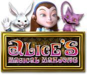 Funzione di screenshot del gioco Alice's Magical Mahjong