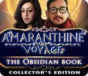 Funzione di screenshot del gioco Amaranthine Voyage: The Obsidian Book Collector's Edition