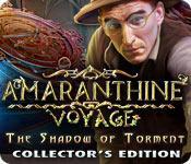 Funzione di screenshot del gioco Amaranthine Voyage: The Shadow of Torment Collector's Edition