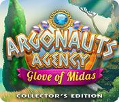 Funzione di screenshot del gioco Argonauts Agency: Glove of Midas Collector's Edition