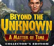 Funzione di screenshot del gioco Beyond the Unknown: A Matter of Time Collector's Edition