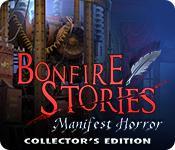 Funzione di screenshot del gioco Bonfire Stories: Manifest Horror Collector's Edition