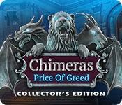 Funzione di screenshot del gioco Chimeras: The Price of Greed Collector's Edition