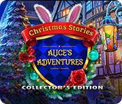 Funzione di screenshot del gioco Christmas Stories: Alice's Adventures Collector's Edition