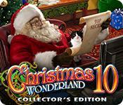 Funzione di screenshot del gioco Christmas Wonderland 10 Collector's Edition