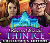 Funzione di screenshot del gioco Danse Macabre: Thin Ice Collector's Edition