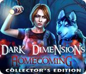 Funzione di screenshot del gioco Dark Dimensions: Homecoming Collector's Edition