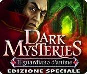 Funzione di screenshot del gioco Dark Mysteries: Il guardiano d'anime Edizione Speciale