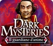 Funzione di screenshot del gioco Dark Mysteries: Il guardiano d'anime