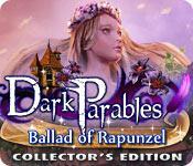 Funzione di screenshot del gioco Dark Parables: Ballad of Rapunzel Collector's Edition