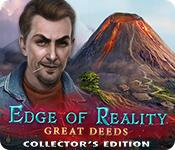 Funzione di screenshot del gioco Edge of Reality: Great Deeds Collector's Edition