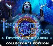 Funzione di screenshot del gioco Enchanted Kingdom: Descent of the Elders Collector's Edition