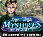 Funzione di screenshot del gioco Fairy Tale Mysteries: The Beanstalk Collector's Edition
