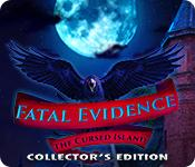 Funzione di screenshot del gioco Fatal Evidence: The Cursed Island Collector's Edition