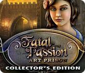 Funzione di screenshot del gioco Fatal Passion: Art Prison Collector's Edition