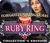 Funzione di screenshot del gioco Forgotten Kingdoms: The Ruby Ring Collector's Edition