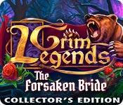 Funzione di screenshot del gioco Grim Legends: The Forsaken Bride Collector's Edition
