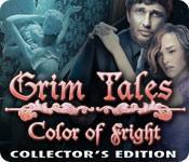 Funzione di screenshot del gioco Grim Tales: Color of Fright Collector's Edition